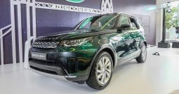 All New Discovery LR5