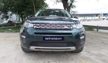 Discovery Sport HSE – 2016 full